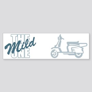 The Mild One Bumper Sticker