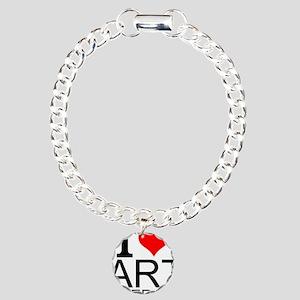 I Love Art Therapy Bracelet