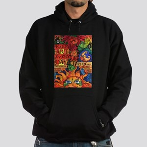 Create Art Every Day Hoodie (dark)