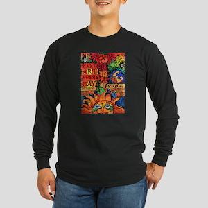 Create Art Every Day Long Sleeve T-Shirt
