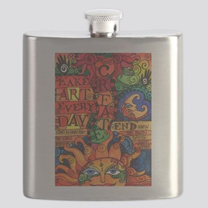 Create Art Every Day Flask