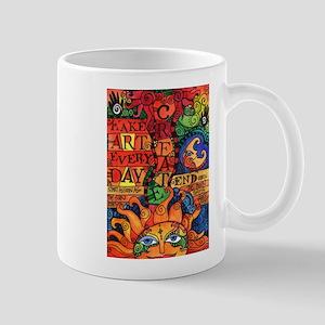 Create Art Every Day Mugs