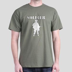 "WG ""Soldier"" Dark T-Shirt In 8 Colors"