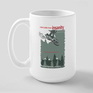 Insanity Large Mug