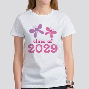 2029 Girls Graduation T-Shirt