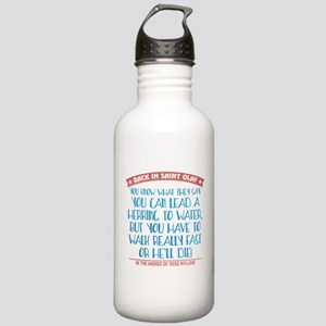 Lead a Herring to Water Stainless Water Bottle 1.0