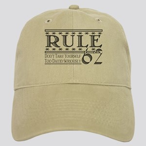 Rule 62 Alcoholism Saying Cap