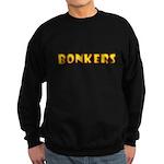 Bonkers Sweatshirt (dark)