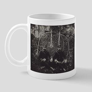 Bicycle Messengers Mug