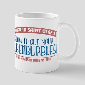 Blow It Out Your Tubenburbles Mug