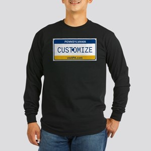 pa Long Sleeve Dark T-Shirt