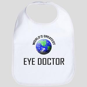 World's Greatest EYE DOCTOR Bib