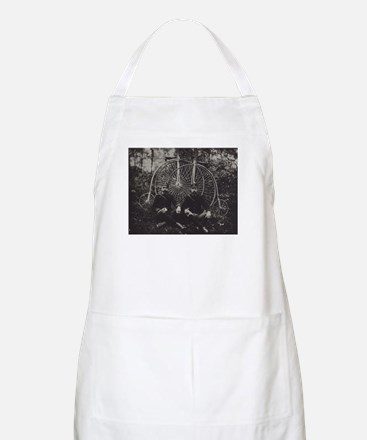 Bicycle Messengers BBQ Apron
