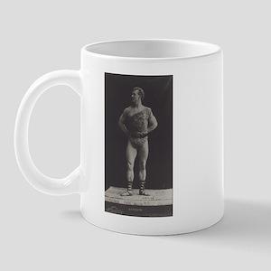 The Great Sandow Mug