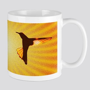 The Hummingbird... Mug