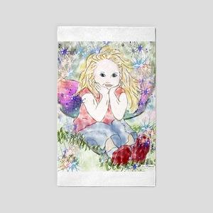 Spring Fairy Area Rug
