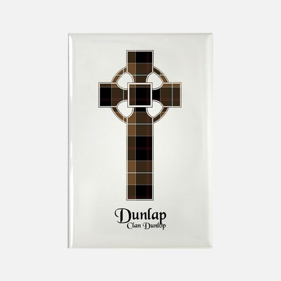 Cross-Dunlap hunting Rectangle Magnet