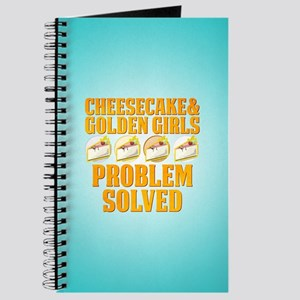 Cheesecake & Golden Girls Journal