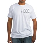 USCG Fitted T-Shirt