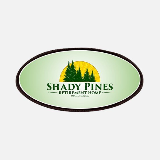 Shady Pines Logo Patch