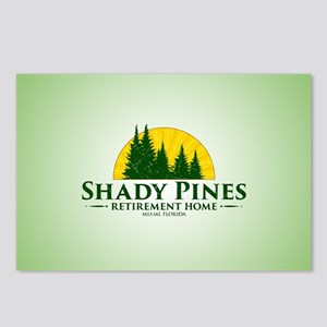 Shady Pines Logo Postcards (Package of 8)