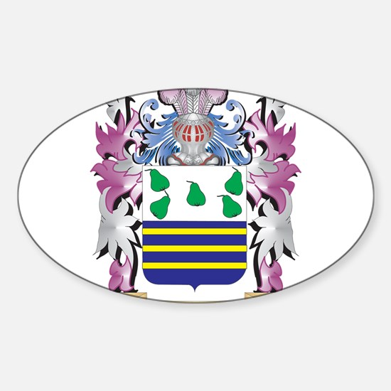 Lukas Coat of Arms - Family Crest Decal