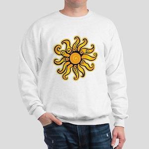 Swirly Sun Sweatshirt