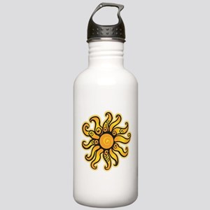 Swirly Sun Stainless Water Bottle 1.0L