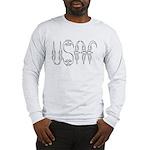 USAF Long Sleeve T-Shirt