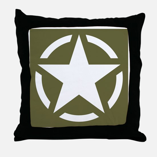 Cool Ww2 Throw Pillow