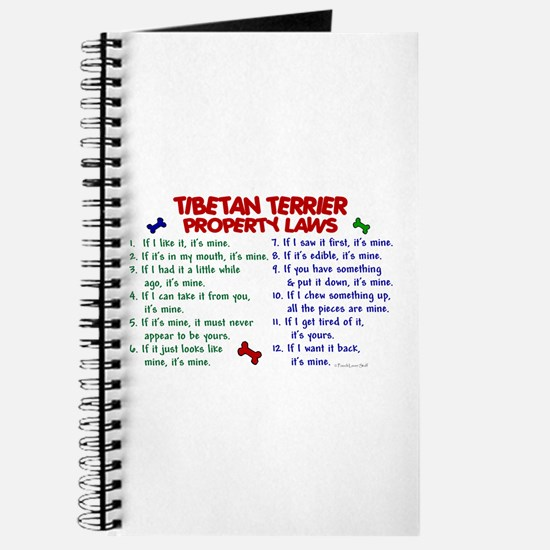 Tibetan Terrier Property Laws 2 Journal
