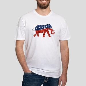 glitter republican elephant T-Shirt