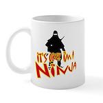 Ninja tshirts Mug