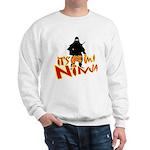 Ninja tshirts Sweatshirt