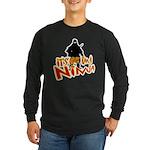Ninja tshirts Long Sleeve Dark T-Shirt