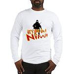 Ninja tshirts Long Sleeve T-Shirt