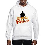Ninja tshirts Hooded Sweatshirt