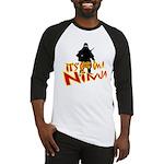 Ninja tshirts Baseball Jersey