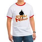 Ninja tshirts Ringer T