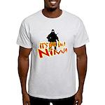 Ninja tshirts Light T-Shirt