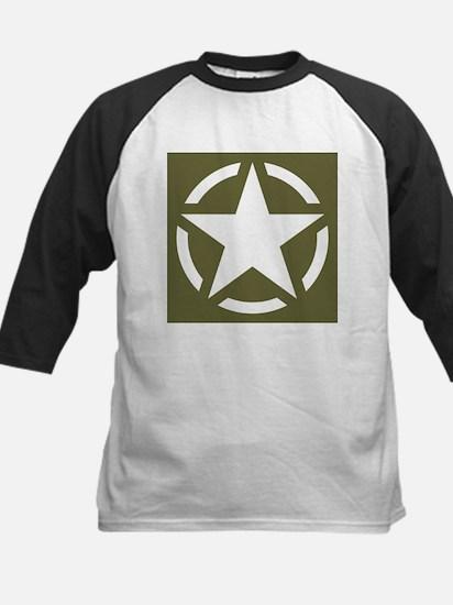 WW2 American star Baseball Jersey