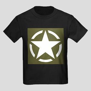 WW2 American star T-Shirt