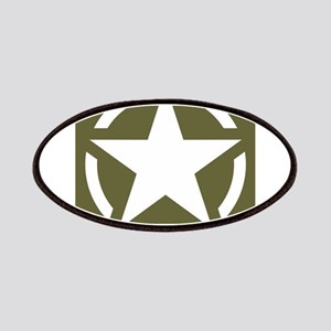 WW2 American star Patch