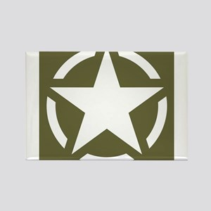 WW2 American star Magnets