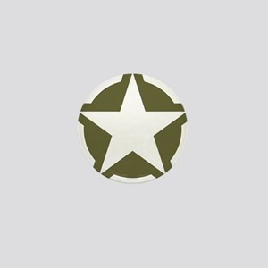 WW2 American star Mini Button