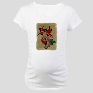 Fairy Art Maternity T-Shirt
