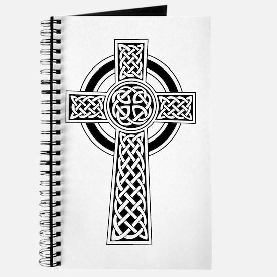 Celtic Knot Cross Journal