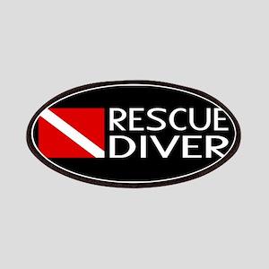 Diving: Diver Flag & Rescue Diver Patch
