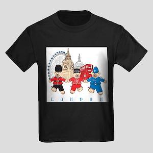 Teddy Holding Hands T-Shirt