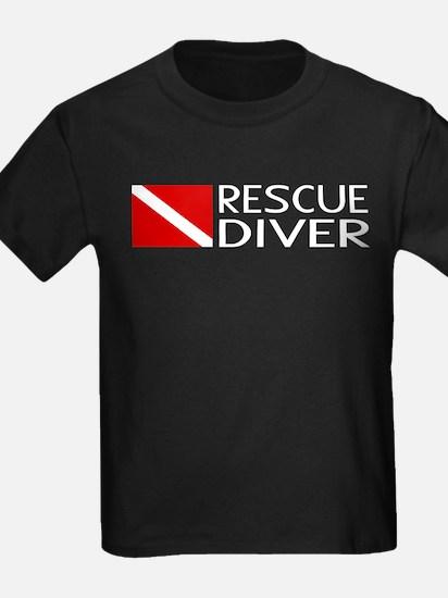 Diving: Diver Flag & Rescue Dive T